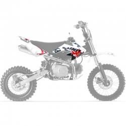 Kit deco CRF50 ONE Industrie - CAMO