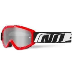 MASQUE CROSS MOTO NOEND 3.6 SERIES ROUGE