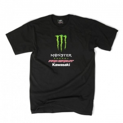 T-shirt pro circuit Monster team taille M